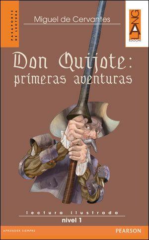 Don Quijote: primeras aventuras