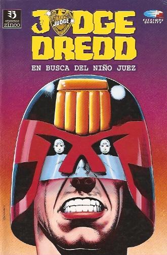 Judge Dredd: En busc...