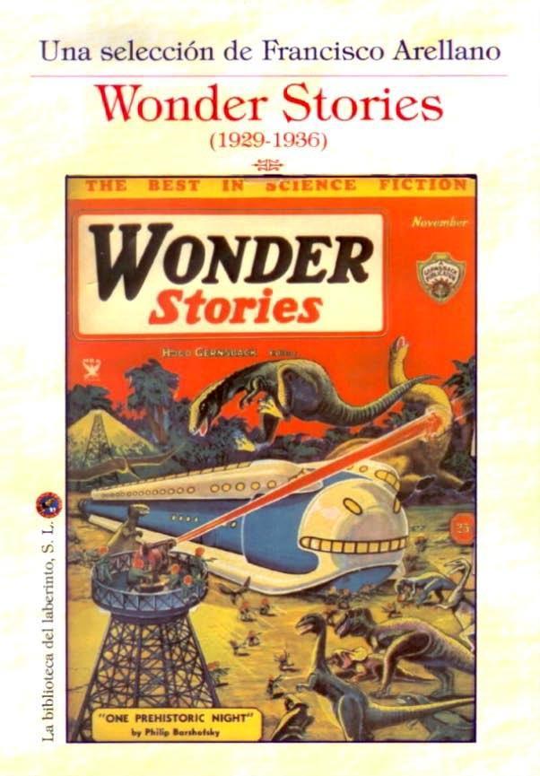 Wonder Stories (1929...