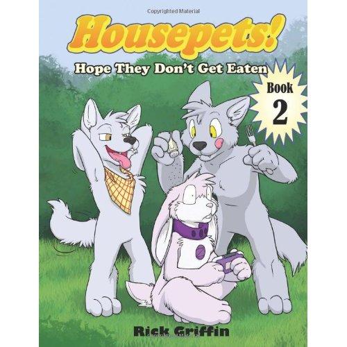 Housepets!, Book 2