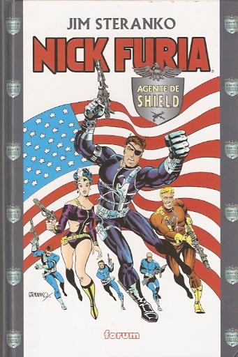 Nick Furia: Agente de S.H.I.E.L.D.