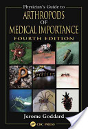 Physician's Guide to Arthropods of Medical Importance, Fourth Edition