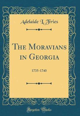 The Moravians in Georgia