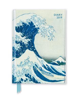 Hokusai Great Wave 2019 Pocket Diary