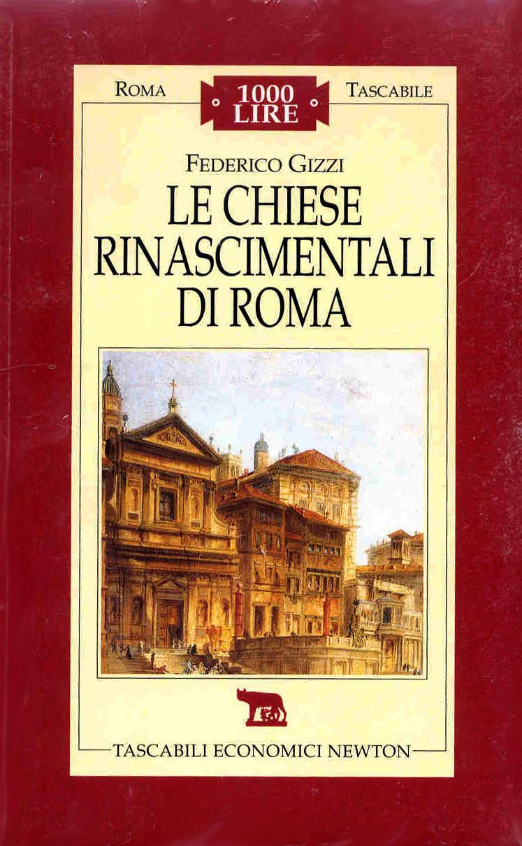 Chiese rinascimentali di roma
