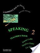 Speaking 2 Teacher's book