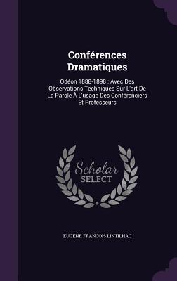 Conferences Dramatiques