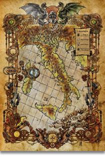 Mappa dei draghi ita...