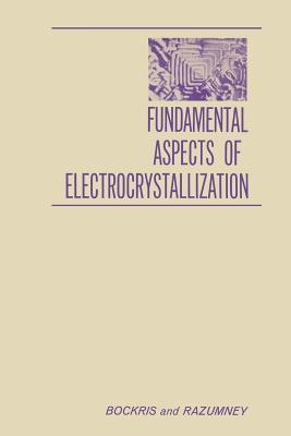 Fundamental Aspects of Electrocrystallization