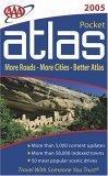 AAA Pocket Road Atlas 2005