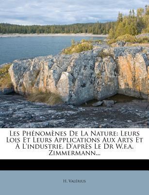 Les Phenomenes de La Nature