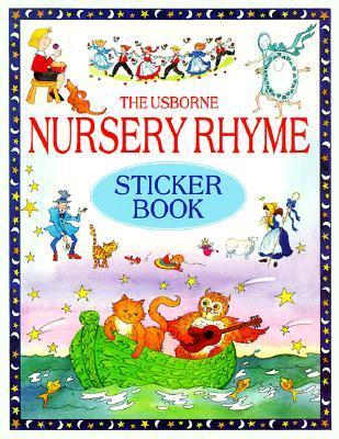 The Usborne Nursery Rhyme Sticker Book