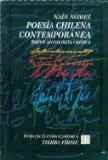 Poesía Chilena Contemporanea