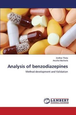 Analysis of benzodiazepines