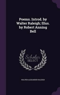 Poems. Introd. by Wa...