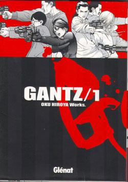 Gantz #1 (de 37)