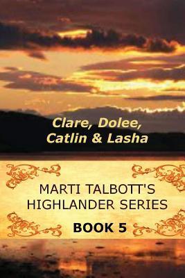 Clare, Dolee, Catlin & Lasha