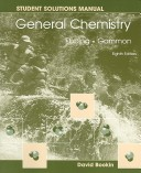 General Chemistry Solutions Manual