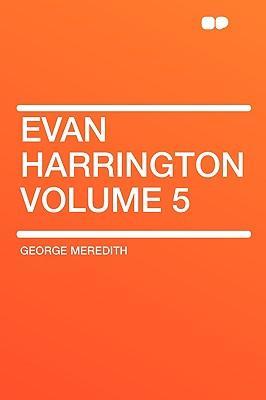 Evan Harrington Volume 5