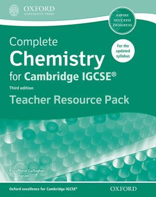 Complete Chemistry. Teacher's Resource Pack