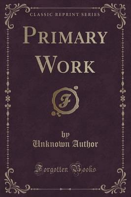 Primary Work (Classi...