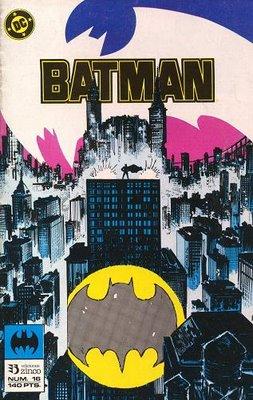 Batman Vol.II, #16