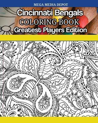 Cincinnati Bengals Coloring Book