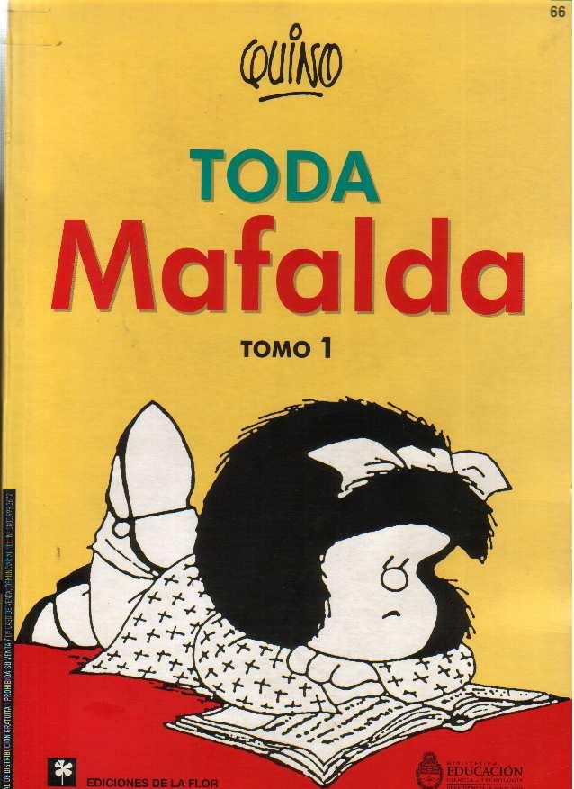 Toda Mafalda #1