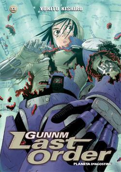 Gunnm Last Order Nº 13