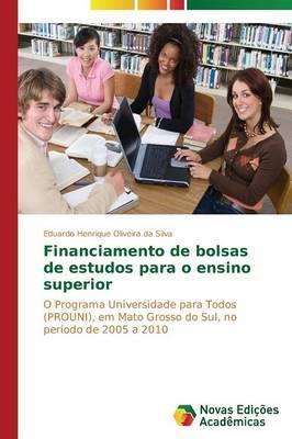 Financiamento de bolsas de estudos para o ensino superior