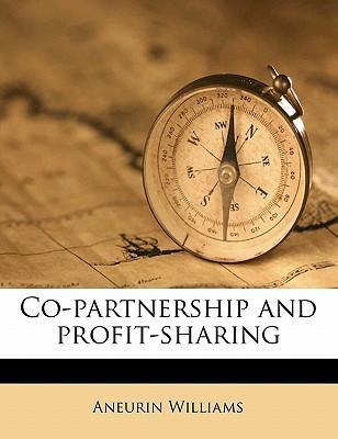 Co-Partnership and Profit-Sharing