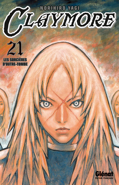 Claymore, Tome 21