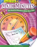 Fourth-Grade Math Minutes