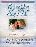 """Before You Say """"I Do..."""
