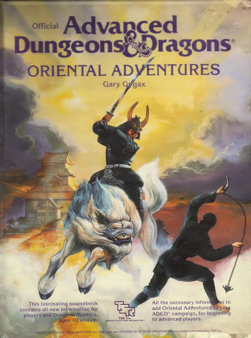 Oriental Adventures