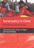 Social Policy in China