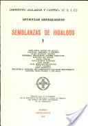 Semblanzas de Hidalgos