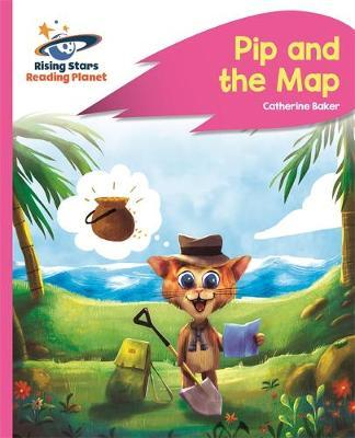Reading Planet - Pip and the Map - Pink A