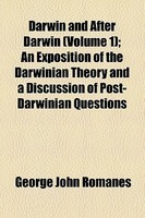 Darwin and After Dar...