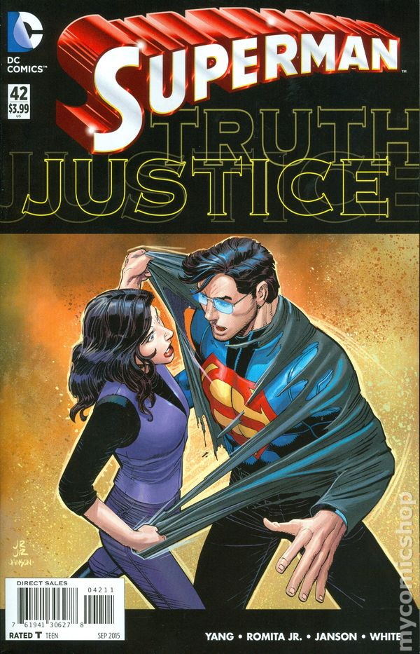 Superman Vol.3 #42