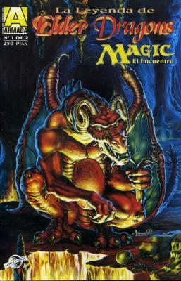 Magic el Encuentro: La Leyenda de Elder Dragons #1