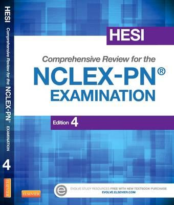 HESI Comprehensive Review for the NCLEX-PN®  Examination, 4e