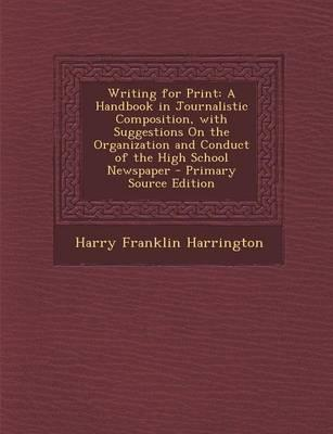 Writing for Print