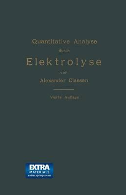 Quantitative Analyse...