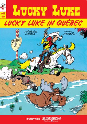 Lucky Luke n. 41