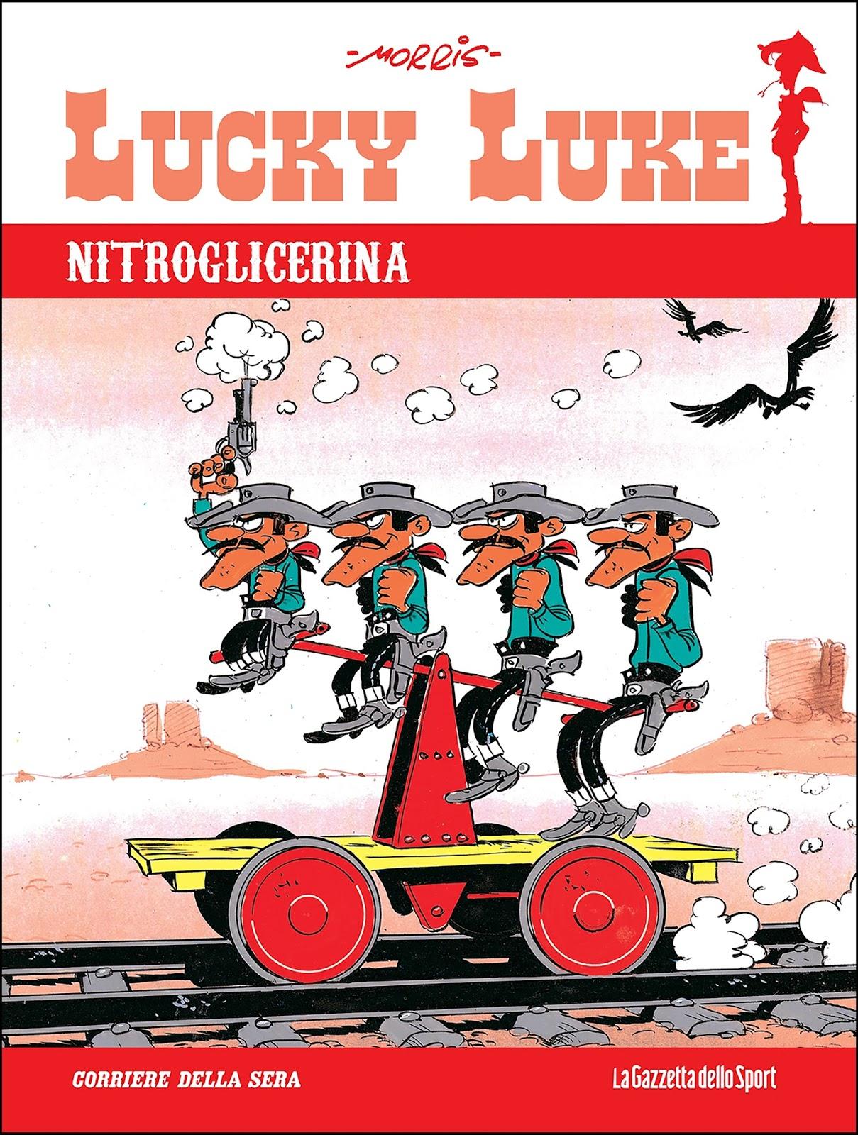 Lucky Luke Gold Edition n. 44