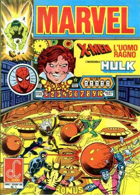 Marvel n. 1
