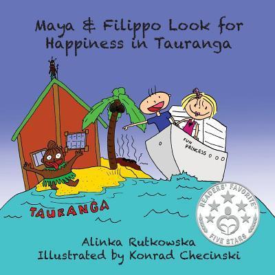 Maya & Filippo Look for Happiness in Tauranga