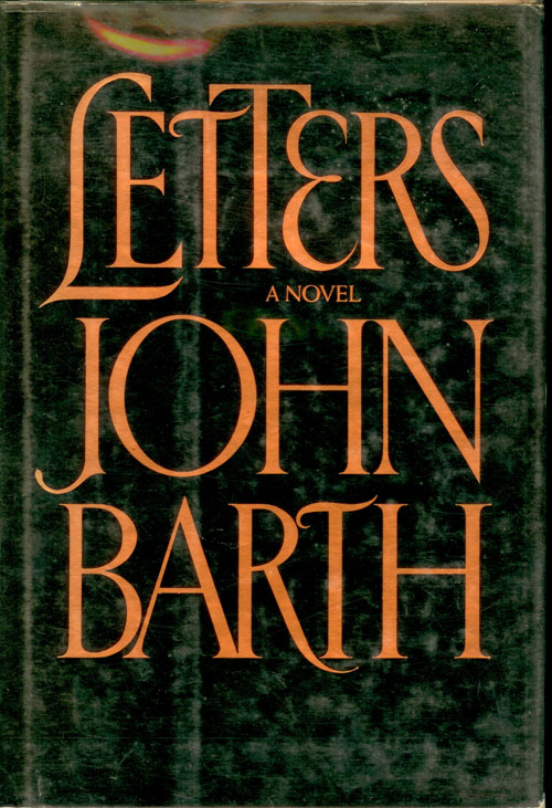 Letters A novel