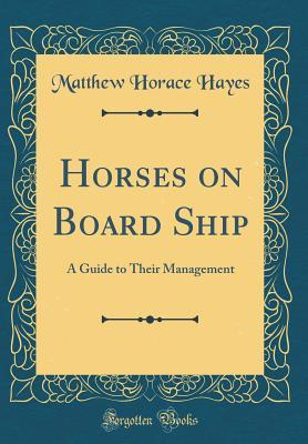 Horses on Board Ship